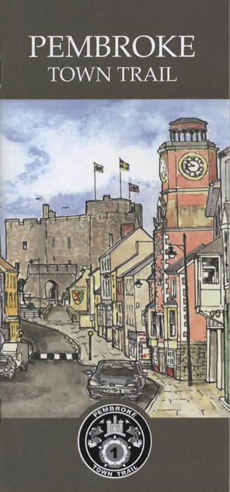 Cover of Pembroke Town Trail